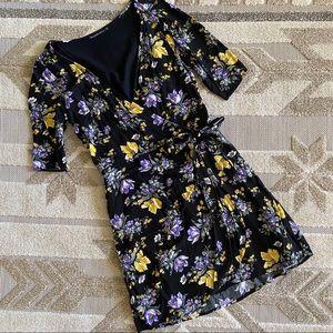 Abercrombie Wrap Dress